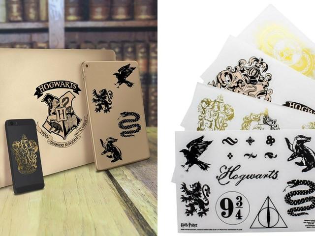 [TOPITRUC] Des stickers Harry Potter pour ton ordinateur, ta tablette, ton téléphone, pour tous les endroits que tu souhaites