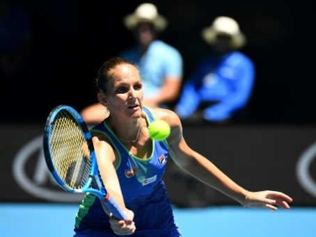 Open d'Australie: encore une lourde perte à Melbourne, Pliskova éliminée