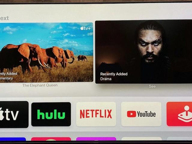 Apple TV : tvOS 13.3 remet en place la file d'attente sur l'écran d'accueil