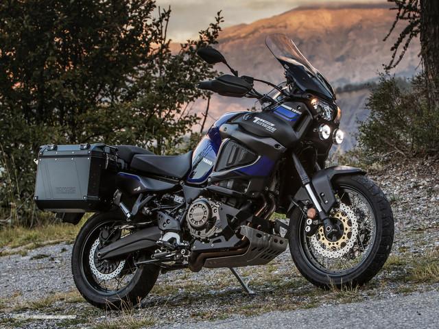 Baisse de prix sur les Yamaha XTZ 1200