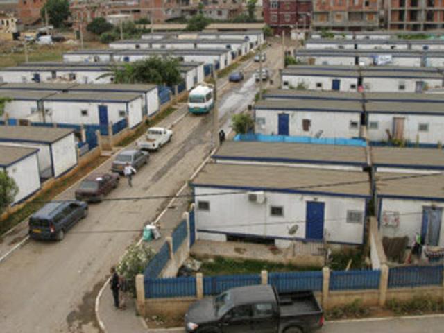Éradication des chalets à Boumerdes : 800 familles relogées à Bordj Menail