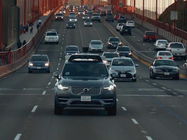 Volvo fournira les milliers de véhicules autonomes d'Uber entre 2019 et 2021