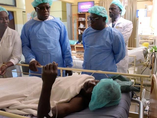 Sénégal: le ratissage de la zone sud de la Casamance par l'armée continue