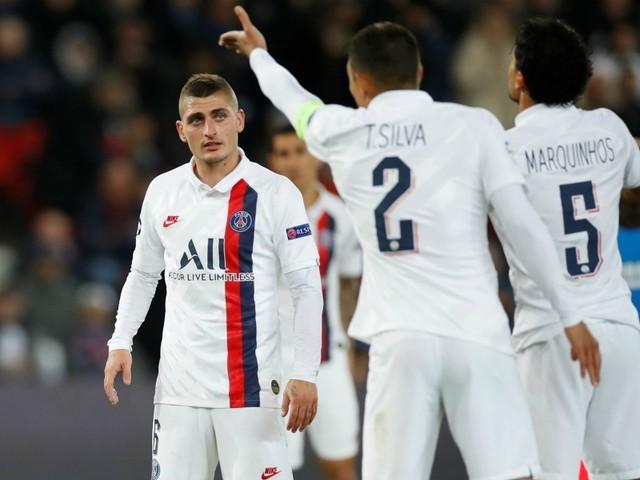 """Verratti et un PSG à Madrid """"sans pression"""""""