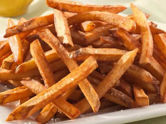 Recette frites cuites au four ww