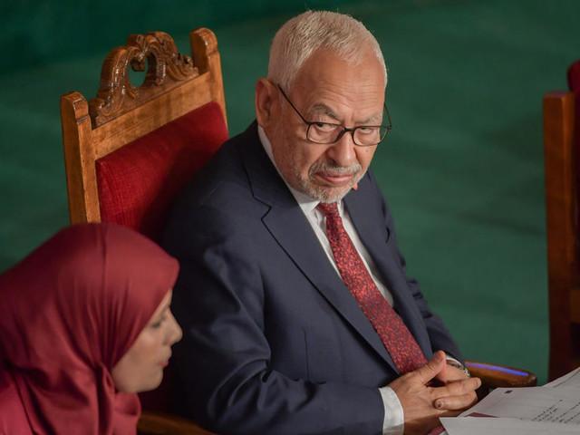 Rached Ghannouchi, la victoire d'un dinosaure tunisien