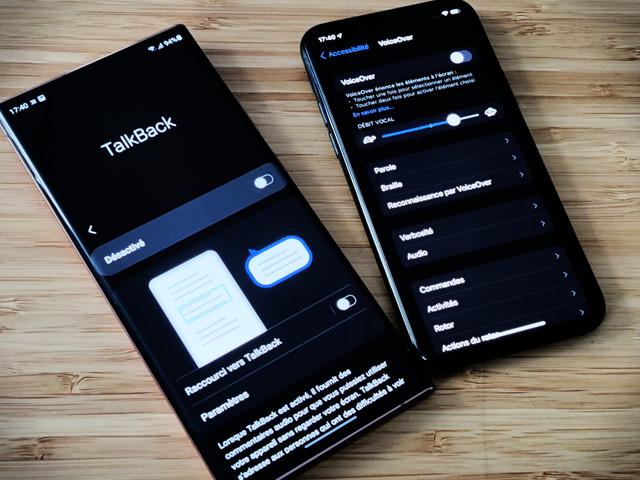Comment activer la dictée vocale pour personnes malvoyantes sur iPhone et Android