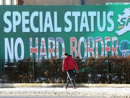 A Belfast, un vote anti-Brexit très disputé