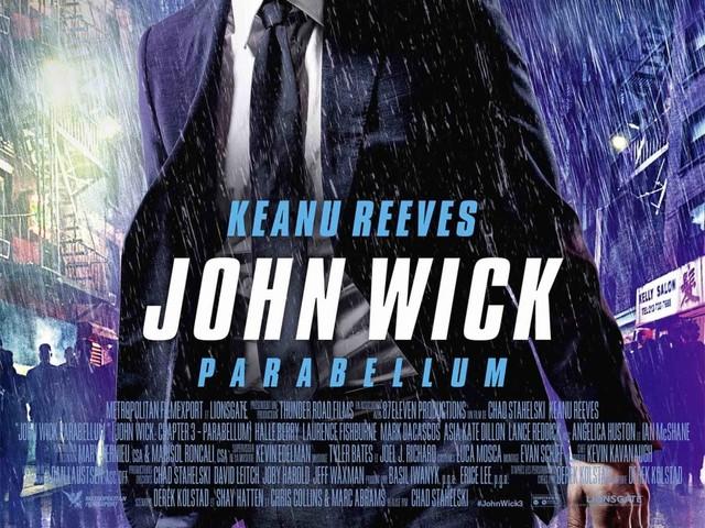 John Wick Parabellum- Chad Stahelski avec Keanu Reeves