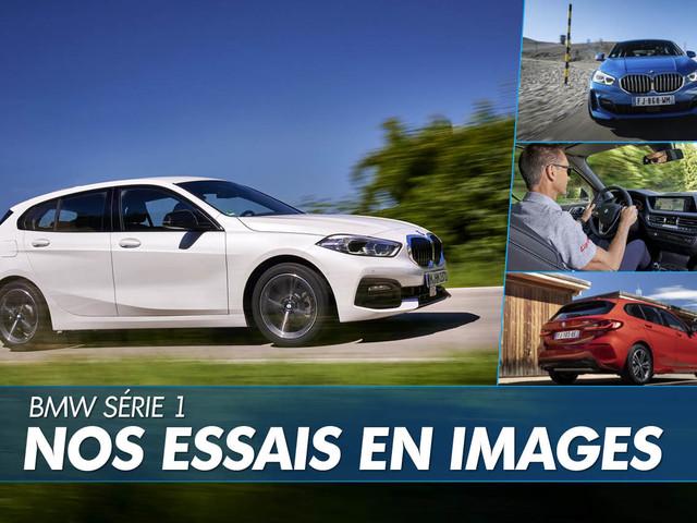 BMW Série 1 (2019) : tous nos essais en images