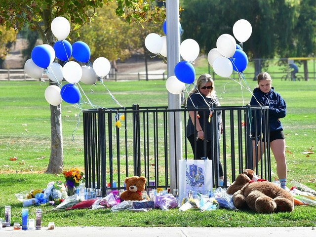 Fusillade en Californie: le tireur est mort, ses motivations inconnues