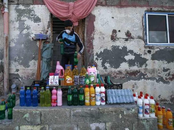 Gaza démunie face à l'imminence de l'épidémie