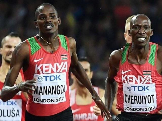 Athlétisme : le Kenya vaccine ses athlètes pour les JO