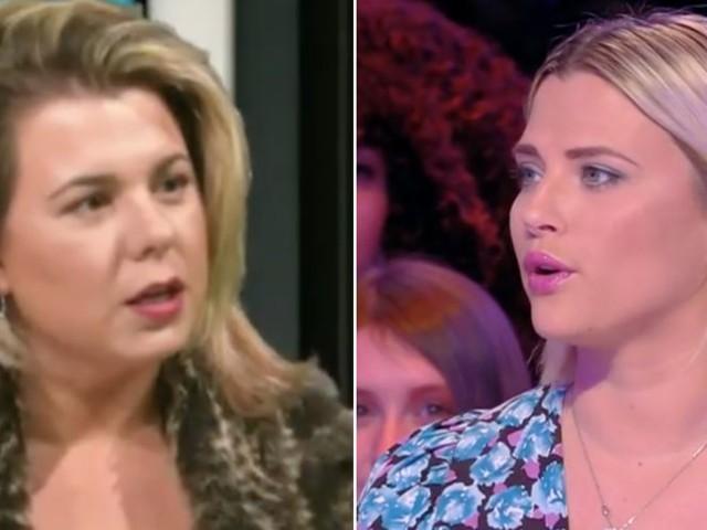 Kelly Vedovelli : son tacle à Cindy Lopes pour défendre Benjamin Castaldi