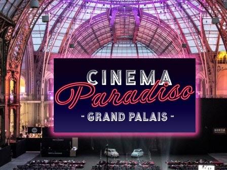 Cinema Paradiso : gagnez des pass pour le festival pop-culture