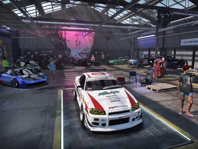 Need For Speed Heat : le jeu est sorti !