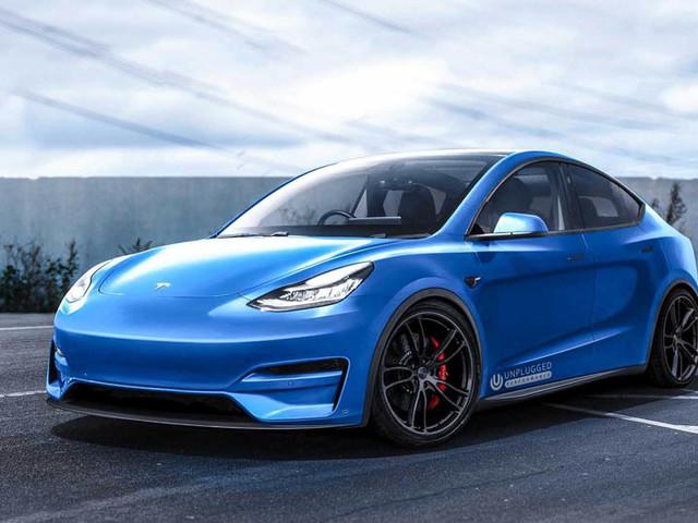 Tesla pourrait sortir son modèle Y en début d'année 2020