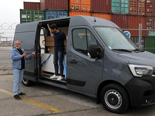 Renault Master et Trafic au Portugal - Emission TURBO du 25/08/2019