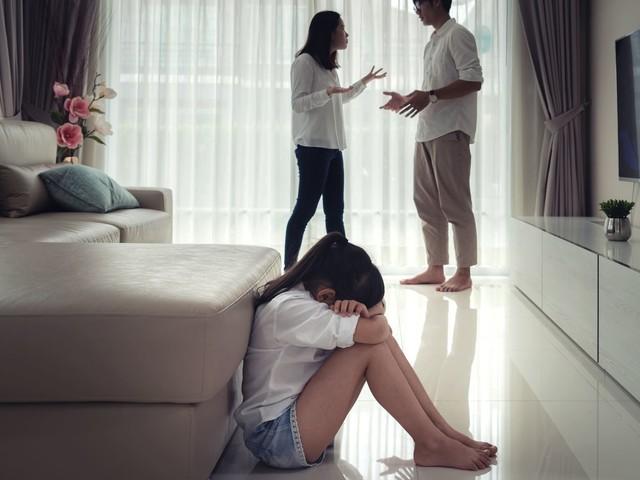 Comment annoncer votre divorce à vos enfants