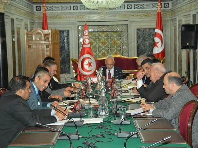 Tunisie : Répartition des responsabilités et composition des blocs au sein du parlement