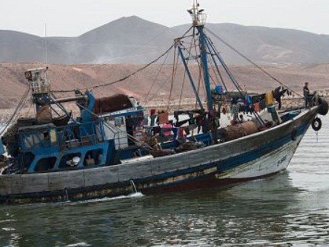 Naufrage d'un chalutier au large de Tan Tan: les opérations de recherche se poursuivent