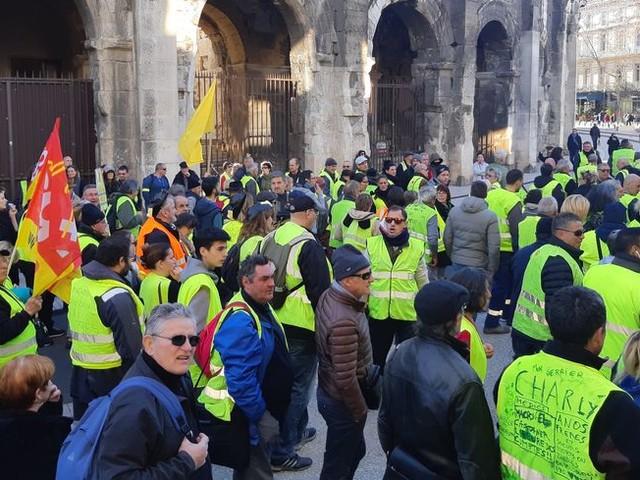 Des rassemblements et manifestations interdits à Nîmes et Alès par le préfet du Gard