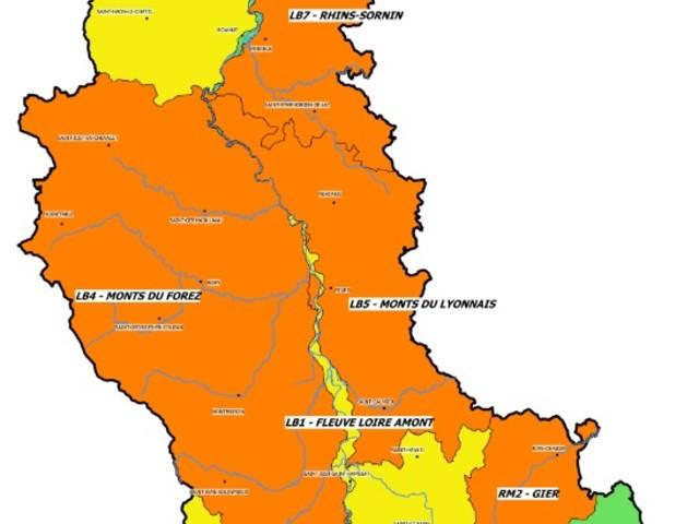 Nouvel arrêté prefectoral renforçant les mesures de restrictions des usages de l'eau
