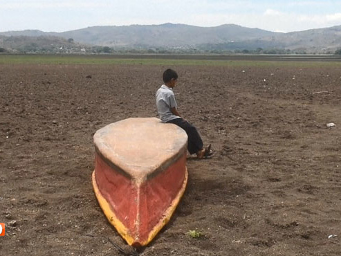 Au Guatemala, une lagune a disparu à cause du réchauffement climatique, des familles et une ethnie maya menacées (vidéo)