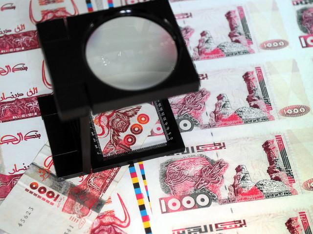 Planche à billets: dernier clou dans le cercueil de l'économie algérienne?
