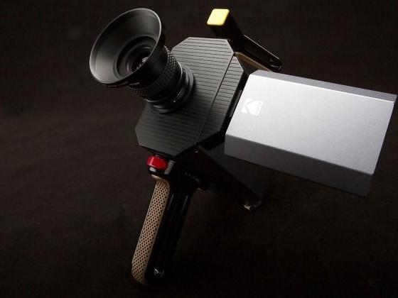 Kodak : le retour de la caméra Super 8 au prix fort