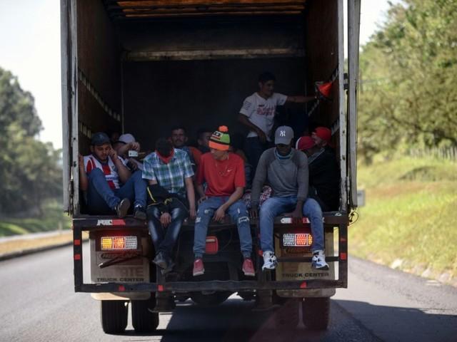 Les jeunes migrants aux Etats-Unis, des proies faciles pour les gangs?
