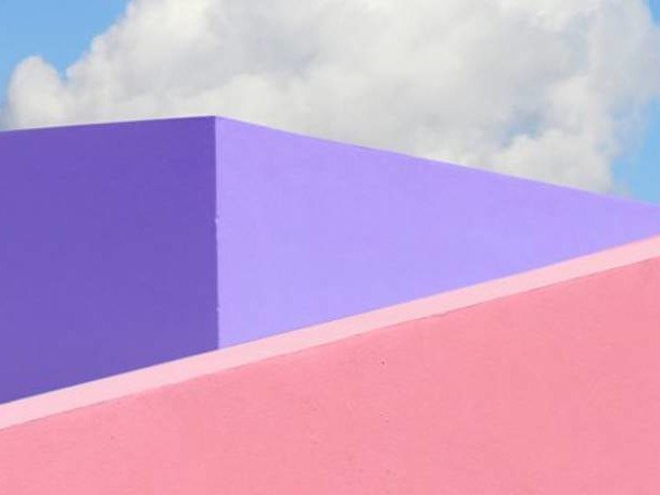 Colorful Minimalistic Photography By Collin Pollard