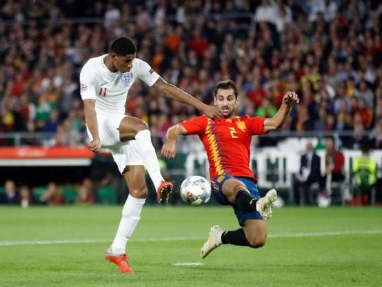 Foot - L. nations - Portée par Harry Kane et Raheem Sterling, l'Angleterre fait tomber l'Espagne à Séville