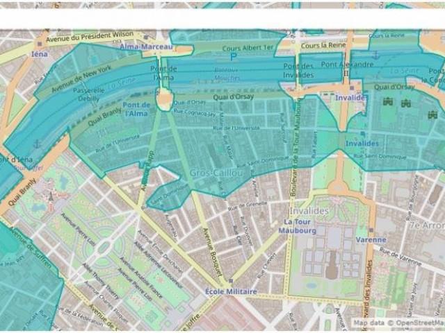 Prochaines Crues à Paris et en Ile de France : votre logement est-il situé dans une zone inondable?