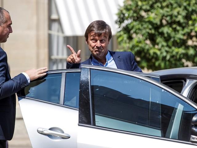 """Il claque la porte sans prévenir : Hulot se paye Macron, le """"maître des horloges"""""""