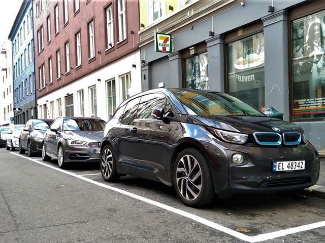 En Norvège, le manque d'infrastructure de recharge se fait sentir