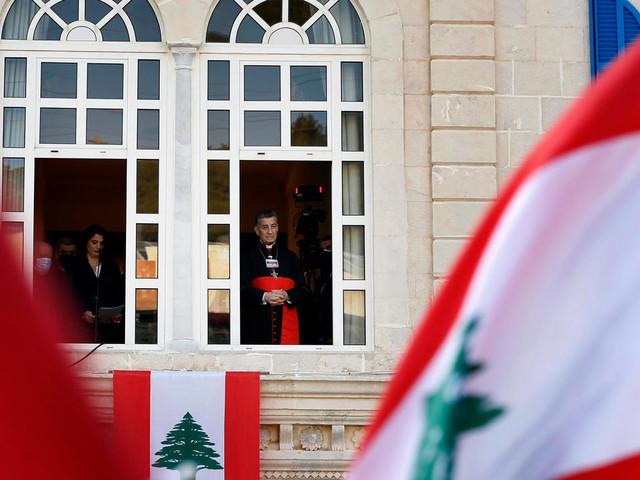 Des milliers de Libanais se rassemblent en soutien au patriarche maronite