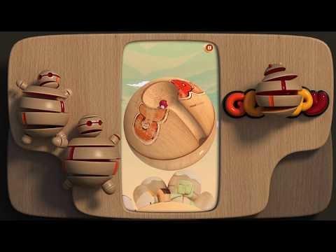 Coup de coeur : Globy fait vivre un casse-tête en bois hyper réaliste sur iPhone et iPad