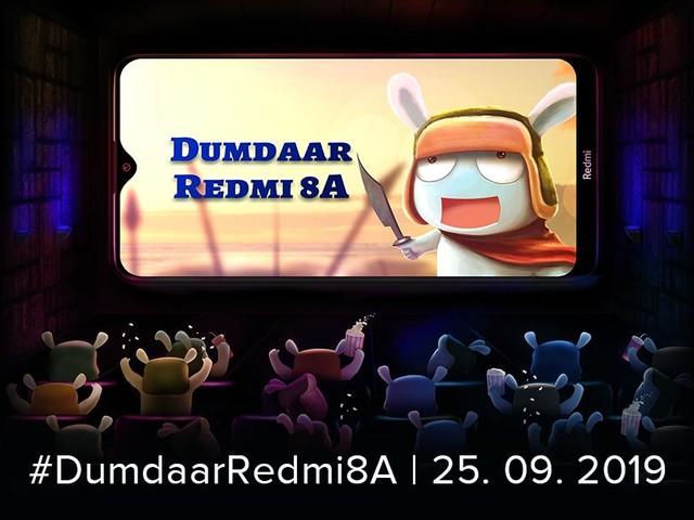 Xiaomi Redmi 8A : annonce imminente avec une batterie de 5000 mAh