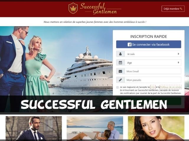 Successful-Gentlemen.com – Un site de rencontre pour ceux qui ont de l'ambition
