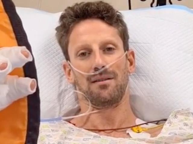 Romain Grosjean frôle la mort au Bahreïn – Surprenante confidence de son fils