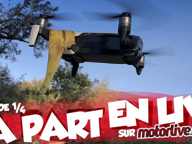 Vidéo Motorlive part en live 1/4 : le bêtisier de la rédac' !