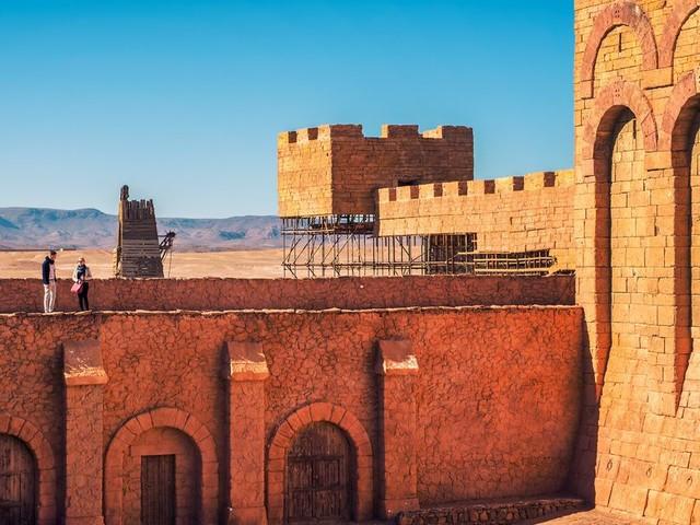 """L'univers de """"Game of Thrones"""" bientôt de retour au Maroc?"""