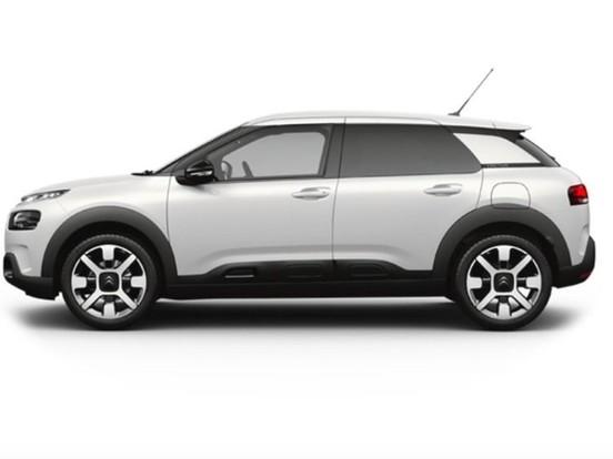 Citroën C4 Cactus restylé: le nom ne changera pas, présentation le 26octobre