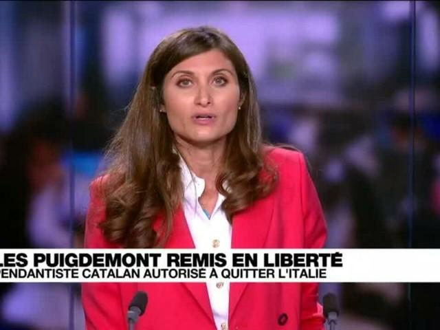 Carles Puigdemont libéré par la justice italienne