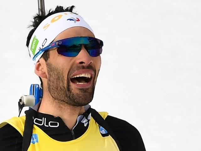Biathlon: Martin Fourcade, des chiffres et des records