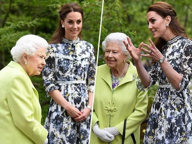 Kate Middleton : Exit Meghan, voici comment elle tente de redevenir la préférée de la reine...