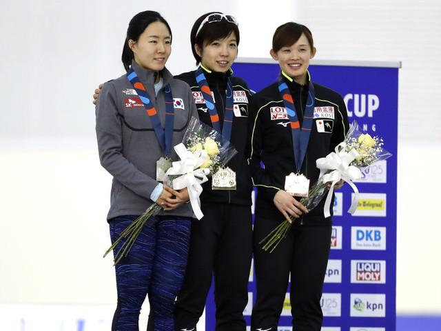 Corée du Sud: quelques règles de politesse pour ne pas commettre l'irréparable sur le podium à Pyeongchang