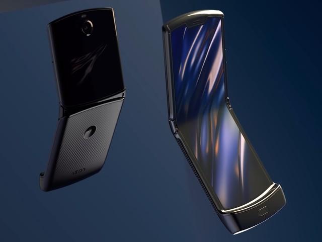 Le Motorola Razr enchante la presse US: «un iPhone pliable», «vraiment viable»