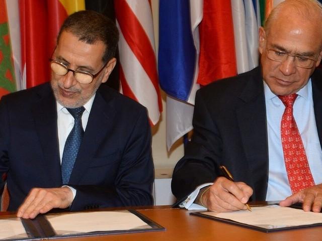 Le Maroc et l'OCDE renouvellent leur coopération à Paris